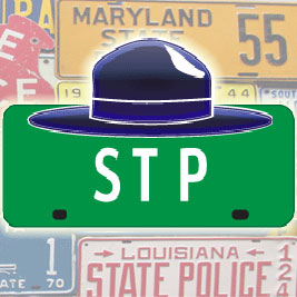 State Trooper Plates website